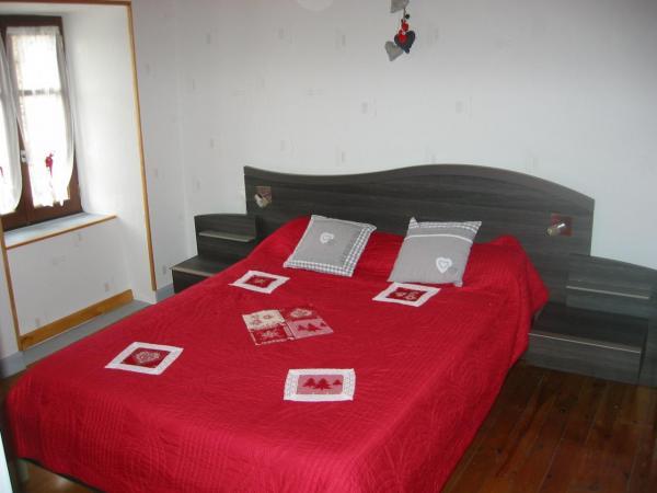 Bedroom les Pignes
